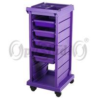 Opus Тележка парикмахерская T-100X фиолетовая