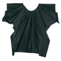 Comair Парикмахерская накидка Plastique (черная)
