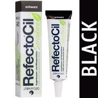 RefectoCil Sensitive Black Краска черная для бровей и ресниц