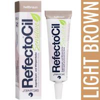 RefectoCil Sensitive Light Brown Краска светло-коричневая для бровей и ресниц
