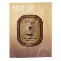 Тканевая маска с коллагеном и экстрактом икры SkinFood Gold Caviar Collagen Mask Sheet