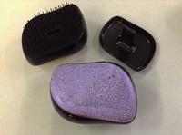 Расческа Tangle Teezer Compact Styler Блестки Фиолетовый