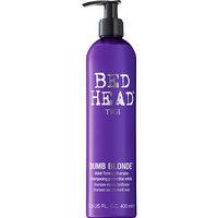 Tigi Dumb Blonde Purple Tonig Shampoo Тонирующий фиолетовый шампунь
