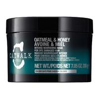 Tigi Catwalk Oatmeal and Honey Masque Маска для волос с овсем и медом