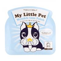 Маска для носогубной зоны Tony Moly My Little Pet Wrinkle Line Patch