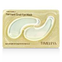 Маска-патч с ферментированным экстрактом улитки для глаз Tony Moly Timeless Ferment Snail Eye Mask