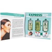 Treat-ING Express Kit Tower Набор для шелкового восстановления волос ING