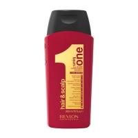 Кондиционирующий шампунь UNIQ ONE all in one conditioning shampoo