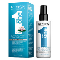 Спрей-уход для волос UNIQ ONE Lotus (с ароматом лотоса)