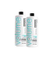 Keragen Organic Volumizing Sulfat-Free Bip-System Shampoo  Шампунь для объема (для ежедневного применения)