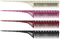 Y.S. Park 150 Tail Combs Расческа для начеса (218мм.)