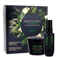 Orofluido Amazonia Perfumed body cream pack Набор бальзам с парфюмированным кремом для тела