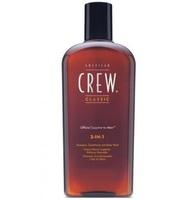American Crew 3-в-1 Средство по уходу за волосами и телом