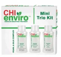 Набор для домашнего ухода CHI Enviro Mini Trio Kit