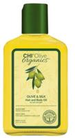 CHI Olive Organics Silk Hair and Body Oil Шелковое масло с оливой