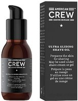 American Crew Ultra Gliding Shave Oil Масло для бритья