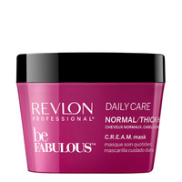 Revlon Professional Be Fabulous Normal and Thick Hair Cream Mask Маска для нормальных и густых волос
