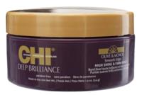 CHI Deep Brilliance Smooth Edge High Shine Firm Hold Разглаживающий крем-блеск для укладки