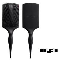SAYPLE Pudle Brush Щетка-лопата для длинных волос/ черная